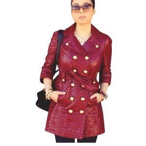 Juicy Couture trenchcoat